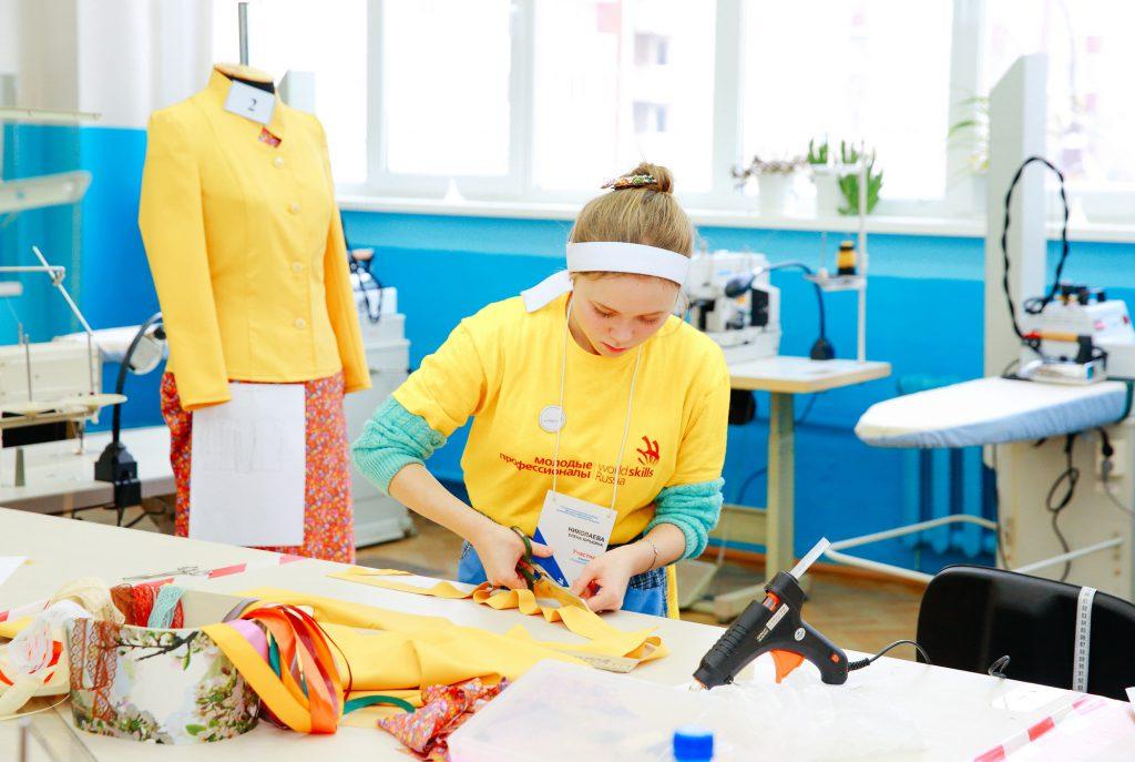Компетенции »Технология моды» и «Парикмахерское искусство»