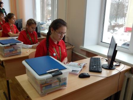 В Чебоксарск профессиональный колледж имени Н.В.Никольского открыл свои двери для участников по компетенциям Графический дизайн, Дошкольное воспитание, Преподавание в младших классах, Физическая культура и спорт