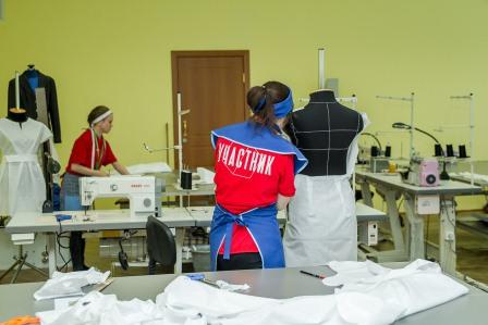Завершилась работа площадки по компетенции «Технологии моды» VI Регионального (открытого) чемпионата «Молодые профессионалы (Worldskills Russia)»
