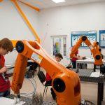 Промышленная роботехника