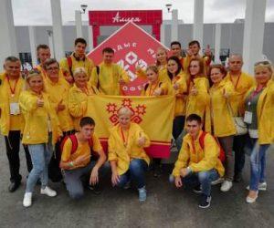 Чувашская Республика завоевала 7 медалей