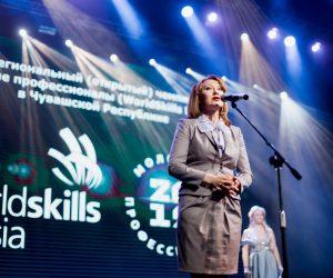 В Чебоксарах состоялось торжественное открытие Регионального (открытого) чемпионата «Молодые профессионалы