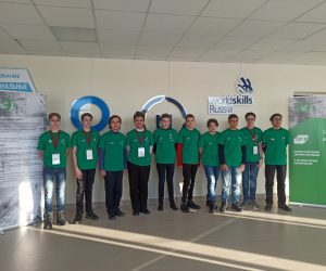 108 школьников приняли участие в соревнованиях регионального чемпионата «Молодые профессионалы (WorldSkillsRussia)»